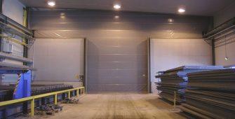 Puertas industriales y su mantenimiento